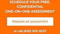 Schedule Your Free Confidential One-on-One Assessment _ 1 in 4 Mental Health